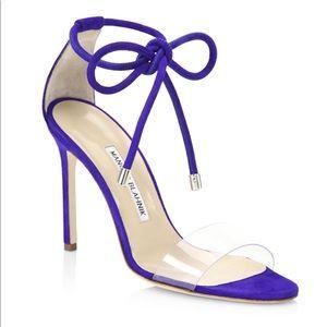 MANOLO BLAHNIK Estro sandals